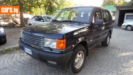 Land Rover Range Rover V8 кожа/ГАЗ photo