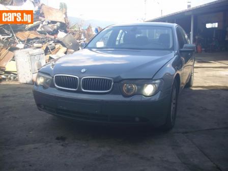 BMW 730 D photo