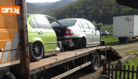 BMW 318 1.8i photo