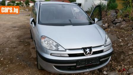 Peugeot 807 2.2HDI photo