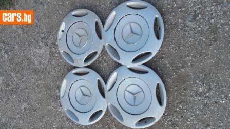 4 броя tazove originalni za Mercedes photo