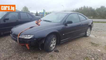 Peugeot 406 coupe photo
