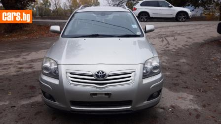 Toyota Avensis 2,0D4D - 126 PS photo