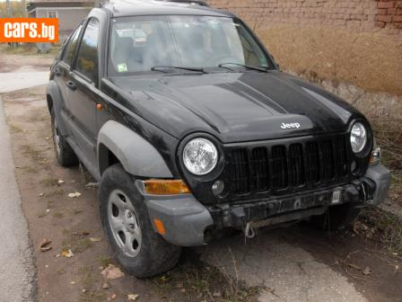 Jeep Cherokee 2800 CRD photo