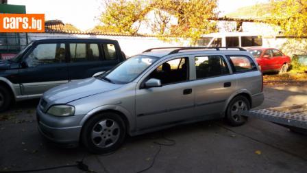 Opel Astra 2.0DTI photo