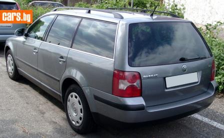 VW Passat 1.9 TDI photo