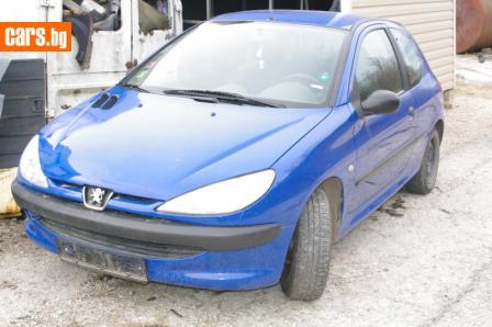 Peugeot 206 1,4 i photo