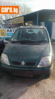 Renault Scenic 1.4 16v photo