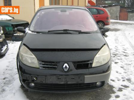 Renault Scenic 1,9 TDI photo