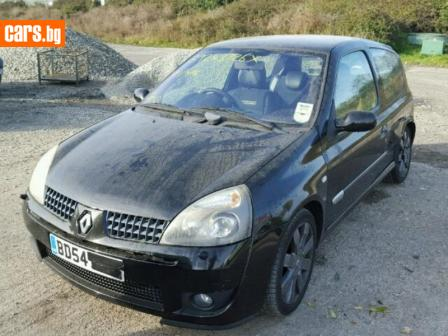 Renault Clio 2.0 16v 182 photo