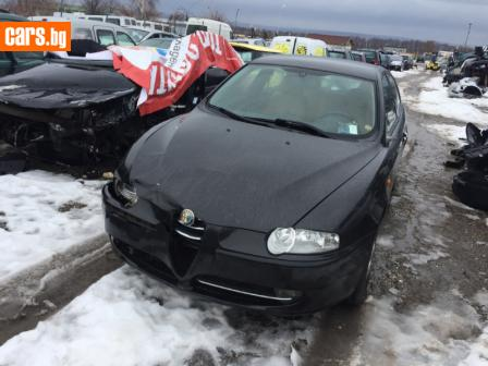 Alfa Romeo 147 1.9JTD photo