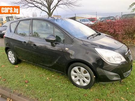 Opel Meriva 1,7 CDTI photo