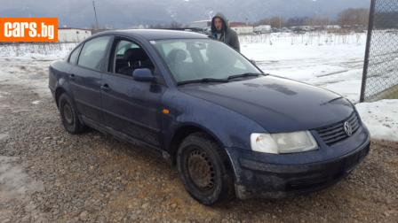 VW Passat 1,9tdi*sincro* photo