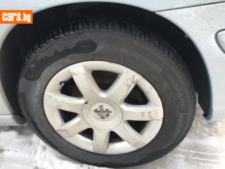 4 броя гуми и джанти за пежо photo