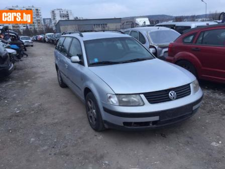 VW Passat 1.9 TDI photo