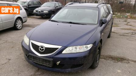 Mazda 6 2.0 TD 121k.s photo