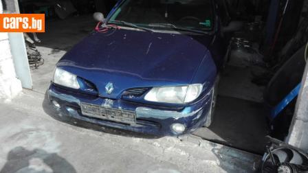 Renault Megane 1,6 photo