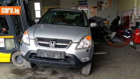 Honda CR-V 2.0I 16V photo
