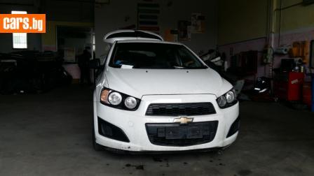 Chevrolet Aveo 1.2i GAZ photo