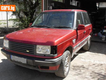 Land Rover Range Rover 4000 photo
