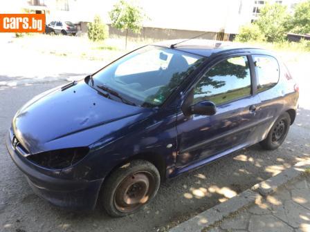 Peugeot 206 1.9D photo