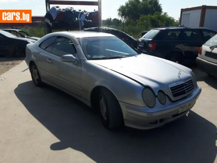 Mercedes-Benz CLK 320 3.2 I photo