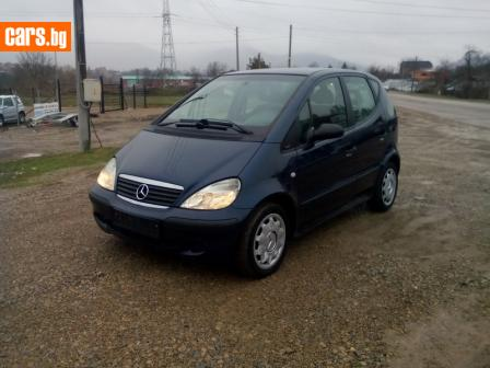 Mercedes-Benz A 170 1,7CDI KLIMA photo