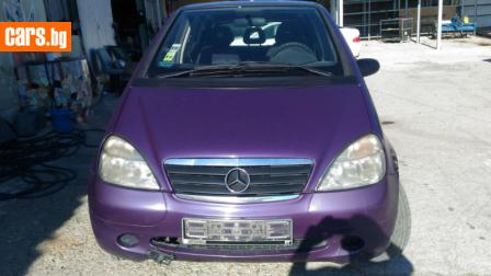 Mercedes-Benz A 160 1.6 cdi photo