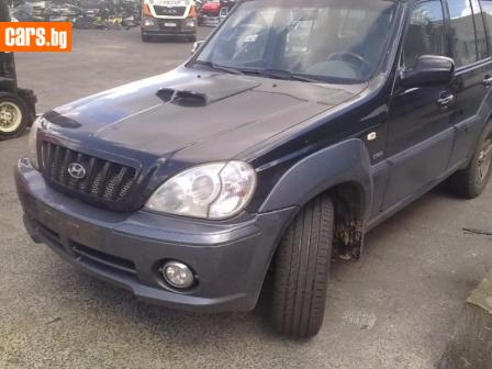Hyundai Terracan 2.9 CRDI photo