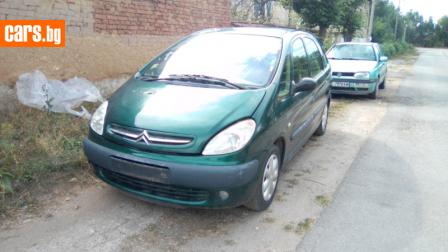 Citroen Xsara Picasso 1600 photo