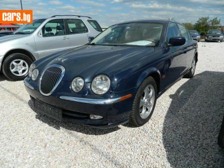 Jaguar S Type 4.0 photo
