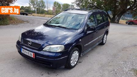 Opel Astra 1,7 DIESEL photo