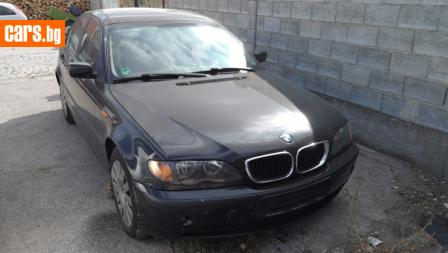 BMW 320 2.0TD 150ксFACE photo