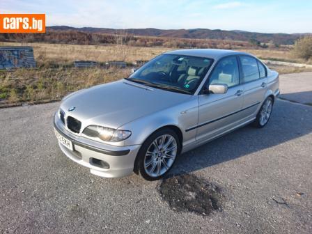 BMW 330 M sport pack photo