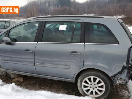 Opel Zafira 1.9cdti photo