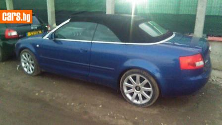 Audi A4 2.5 photo