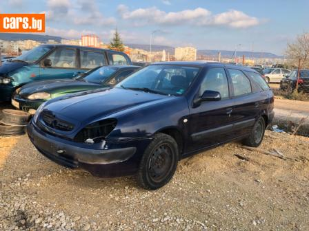 Citroen Xsara 1.9tdi photo