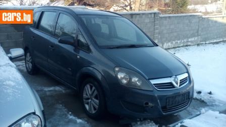 Opel Zafira 1.6 i photo