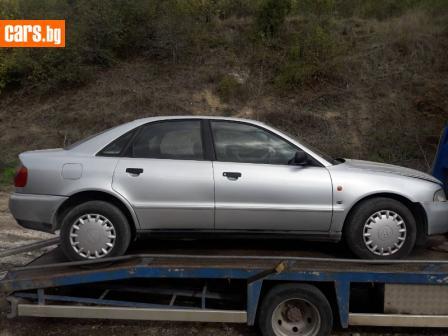 Audi A4 1,8 20V photo