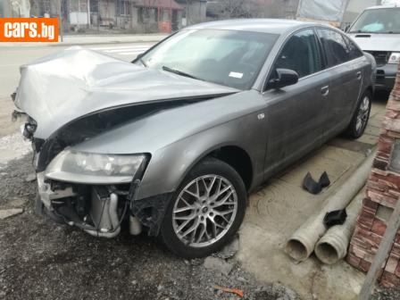 Audi A6 2.7tdi photo