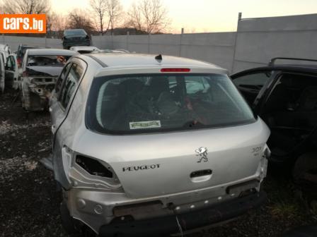 Peugeot 307 photo