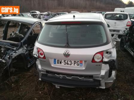 VW Golf Plus 1.9tdi photo