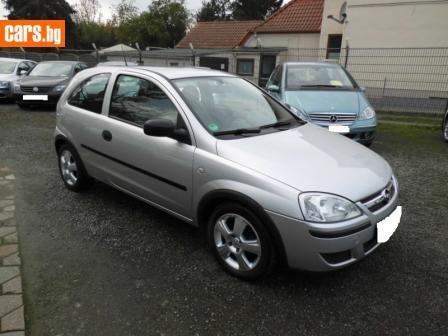 Opel Corsa 1.2 i photo