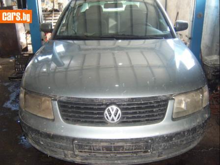 VW Passat 1.9tdi photo