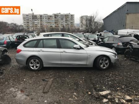 BMW 320 F31 2.0D photo