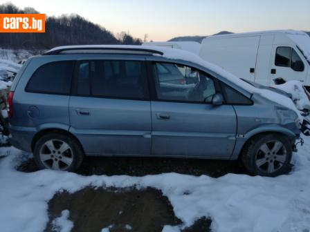 Opel Zafira 2000d photo