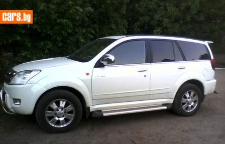 Great wall Hover Cuv photo