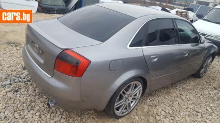 Audi A4 1.9TDI Quattro photo