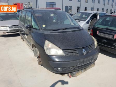 Renault Espace 2.2dci photo