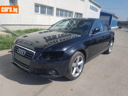 Audi A4 1.8 TFSi photo